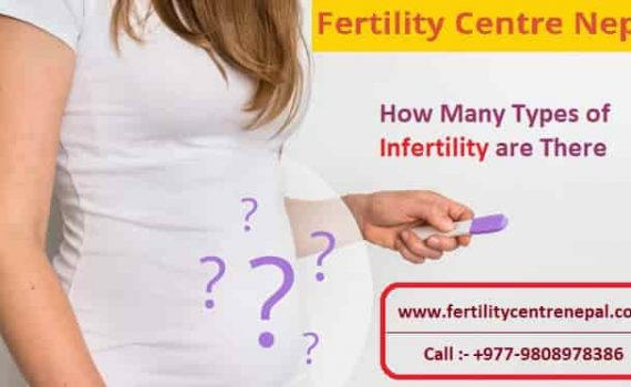 How many types of infertility are there