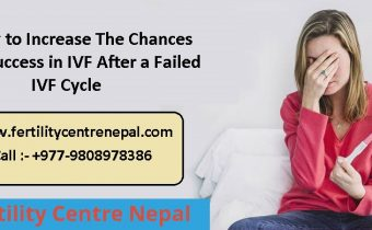 IVF after a failed IVF cycle